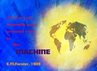 machine stops quote